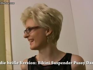 Casey Deluxe - sexy Suspender Dance von 2012