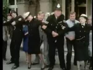 Benny Hill Police