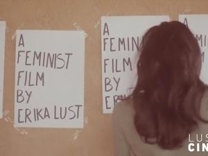 a feminist man