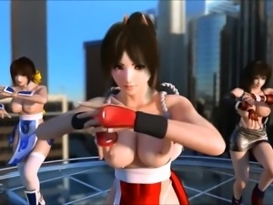 TheAfroRonin - 3D Bouncy Tits: Part 1