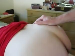 cock whore janet havin' her back doors fucked