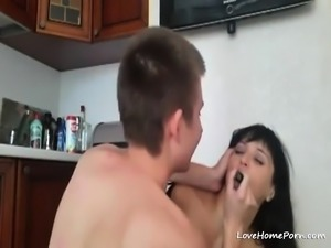 Mature randy slut cannot get enough of my stiff soldier