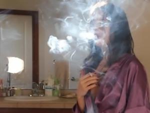 Smoking Kristy