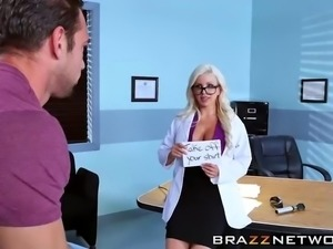 Johnny Castle is due for an eye exam and decides to visit the new...