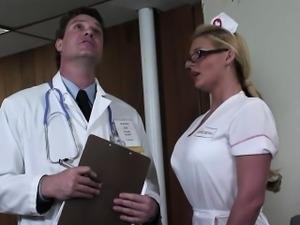 FHUTA   Doctor Giving Phoenix Marie a Full Anal...