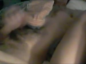 Husband and Wife Masturbate Together and Fuck