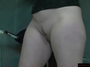 Squirting Close up Squirt in SloMo Little Sunshine MILF