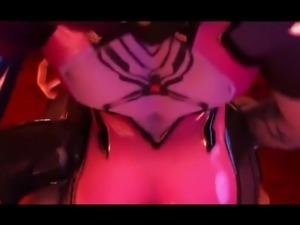 3D Overwatch Porn