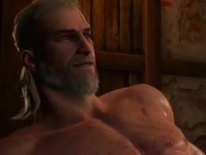 Sex with Mschuey #3 in The Witcher 3: Wild Hunt