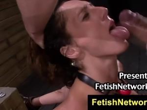 FetishNetwork Fiona Rivers ass training