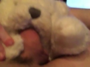 Plushie Furry Hardcore Teddy Bear Blow Job