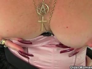 British grannies still love masturbation