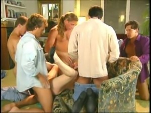 Classic Gangbang Brittany O'Connell