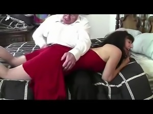 wife spanked