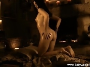 Lustful Strip Teasing from Bollywood