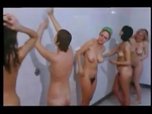 Vintage french shower