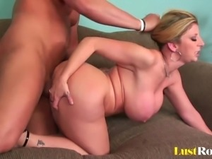 Incredible boob-job by an incredible mommy Sara Jay