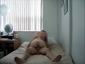 Extremely Hairy Asian vs. White Cock