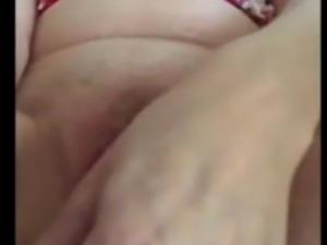 mature selfie masturbation
