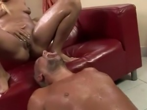 Piss in mouth - 2