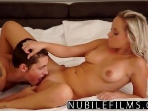 Romance and seduction makes beautiful Czech cum