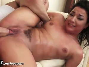 WANKZ - Teen Gets Pregnant After Rough Sex!