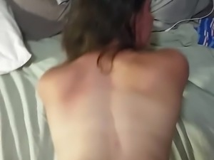 Sexy amateur POV blowjob and fuck