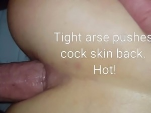 Milf first anal at 51. Part 1