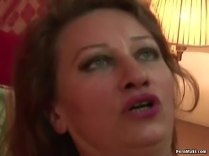 Granny Gets Hot Anal