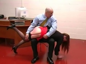 Boss and Secretary
