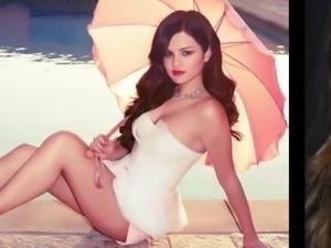 Selena Gomez vs Stana Katic Rd 1 jerk of challenge