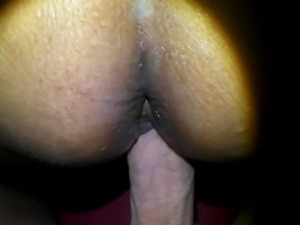 pussy fuck my wife with thumb in hur ass than anal fuck