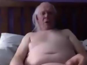 grandpa and grandma on cam
