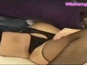 Cheating Wife Rough Fucked & Creampied by BBC