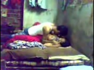 Sweet submissive Indian wife spreads her legs for her man