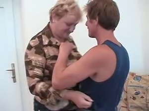 Russian Mom And not her son 04