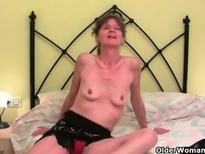 Best of British grannies part 13