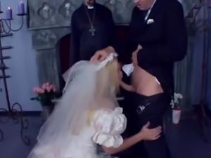 gangbang in wedding ceremony