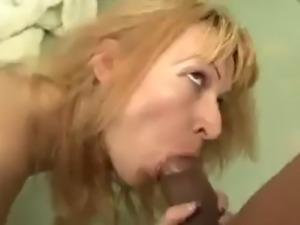 Hooker fucks a black guy