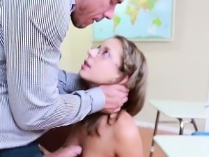 Hot Sexy Student Takes Huge Cock Hard Presley Hart