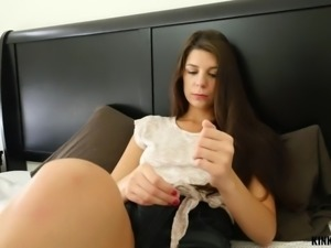 Kinky Family - Comforting my stepsis with sex