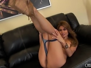 Gorgeous and Exotic Charmane Star Solo