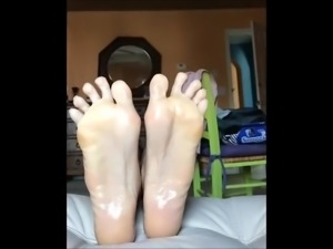 Sexy Toenails