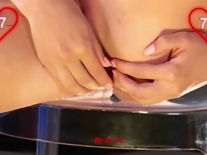 Two best friends using all sorts of toys and masturbating together