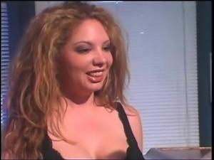 2 smoking hot big tit hotties enjoying a spanking session