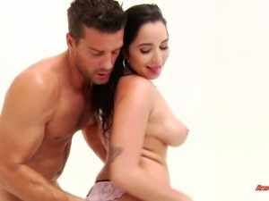 Being sexy comes natural to Karlee Grey and this babe just loves to fuck
