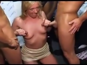 Girl gets gang banged after bacheloret  party !