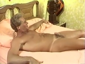 Beautiful and lustful sexy babe with big tits fucks on the bed