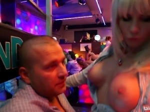 Amirah Adara spreads her legs for a stiff cock during a party