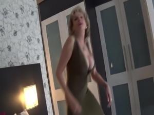 WORLD NYLONS lady dress wank you